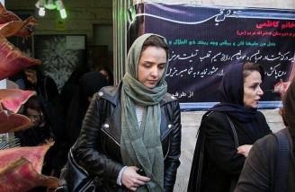 حضور اصلاح طلبان در مراسم ترحیم مادر زهرا رهنورد