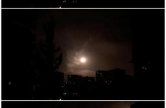 حمله موشکی آمریکا، بریتانیا و فرانسه به سوریه