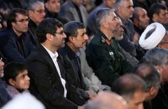 مراسم بیست و نهمین سالگرد رحلت امام خمینی (رحمهالله)