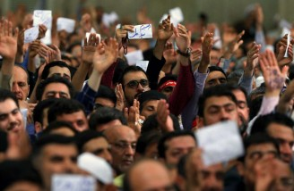 دیدار اقشار مختلف مردم با رهبر انقلاب