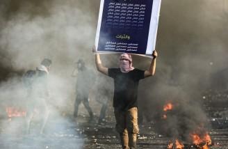 خیابانهای بغداد زیر پای معترضان