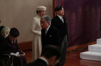کنارهگیری امپراتور ژاپن از سلطنت