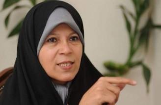 فائزه هاشمی خواستار توقف بازداشت افراد سیاسی در ایران شد