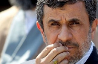 احمدی نژاد از روحانی خواست از وقوع جنگ در خاورمیانه جلوگیری کند