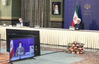 روحانی: نگذاشتیم در ایران اولویت نان یا جان به راه بیفتد