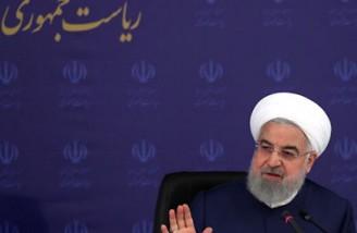 روحانی: همیشه حامیان مظلومین عالم خواهیم بود