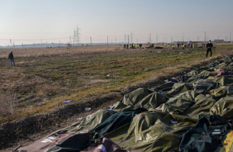 خانواده جان باختگان هواپیمای اوکراین از سربازی معاف شدند