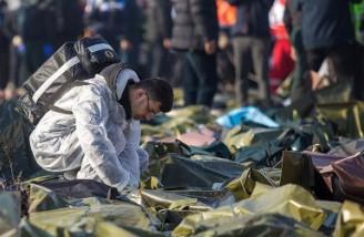 برای ۱۰ نفر از عوامل سرنگونی هواپیمای اوکراین کیفرخواست صادر شد