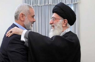 حماس از رهبر انقلاب تشکر کرد