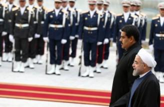 ایران بر پشتیبانی مجدد از دولت مستقر ونزوئلا تاکید کرد