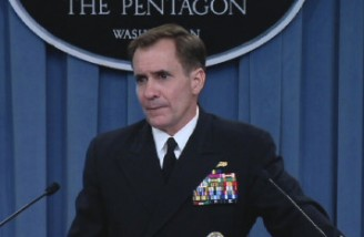 آمریکا از منافع خود در برابر تهدیدهای ایران دفاع می کند