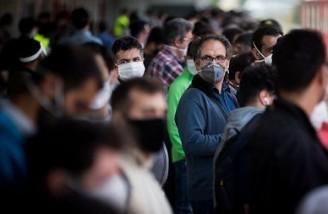 آمار بیماران کووید۱۹ در ایران به ۱۳۵ هزار و ۷۰۱ نفر رسید