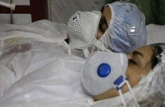 ۴۱۲۹ از مبتلایان به کرونا در وضعیت وخیم بیماری قرار دارند