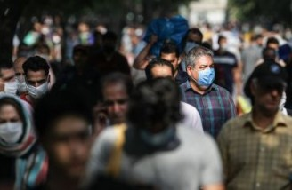 آمار ابتلا و مرگ روزانه کرونا در ایران صعودی است