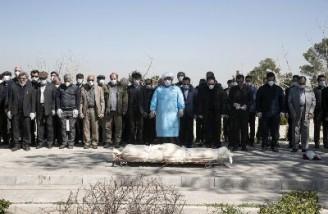 آمار جان باختگان کرونا در ایران از ۵۵ هزار نفر گذشت