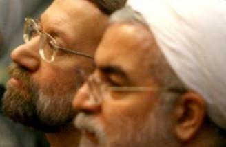 علی لاریجانی مسئول پیگیری قراداد ۲۵ ساله ایران با چین شد