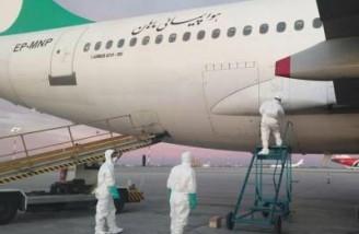 سازمان هواپیمایی متهم ردیف اول ورود کرونا به ایران است