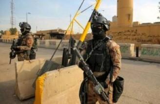منطقه سبز بغداد دوباره هدف حمله قرار گرفت