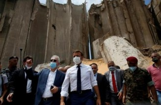 فرانسه خواستار عدم مداخله ایران در امور داخلی لبنان شد