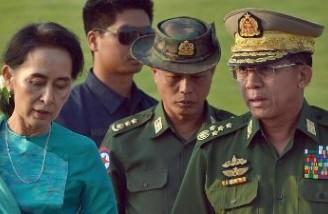 ارتش میانمار پس از بازداشت آنگ سان سوچی کودتا کرد