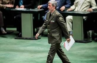 ایران می گوید برای خرید و فروش سلاح برنامه دارد