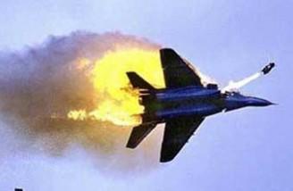 ارتش سوریه یک جنگنده اسرائیلی را ساقط کرد