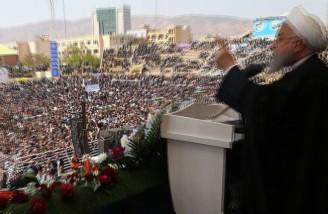 حسن روحانی: از آرامش ِ زندگی مردم و بازار حفاظت خواهم کرد