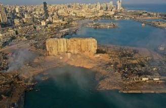 قدرت انفجار بیروت با قدرت یک بمب هستهای برابر بوده است