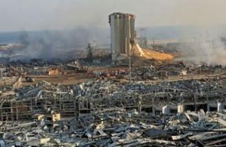 احتمال تجاوز خارجی در انفجار بیروت وجود دارد
