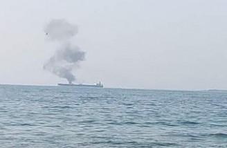 یک نفتکش ایرانهدف حمله قرار گرفت