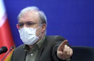 وزیر بهداشت ایران می گوید باید دست و پا ببوسد تا کار انجام شود
