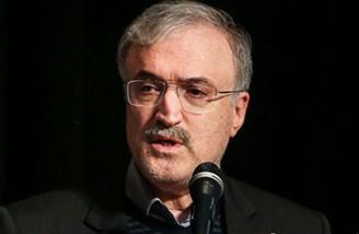 وزیر بهداشت: هیچ گاه از طرف رهبری تحت فشار قرار نگرفتیم
