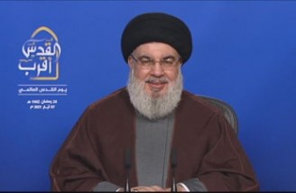 سید حسن نصرالله می گوید ایران هم پیمانانش را نمی فروشد