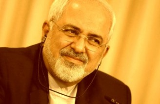 ظریف می گوید ترامپ از قصاب ها حمایت می کند