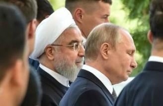 پوتین: همواره با اقدامات غیر قانونی علیه ایران مخالف بوده ایم