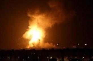یک پایگاه نظامیان آمریکایی در اربیل عراق هدف حمله قرار گرفت