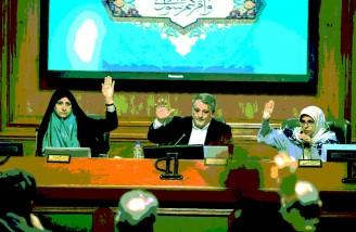 استعفای شهردار تهران در شورای شهر تهران پذیرفته نشد