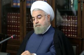 روحانی سال نو را به رهبر انقلاب و سران کشورهای منطقه تبریک گفت