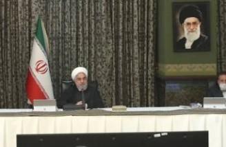 روحانی: ترددهای درون شهری و برون شهری باید به حداقل برسد