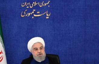 روحانی: هیچ کس حق ندارد فرصت سوزی کند