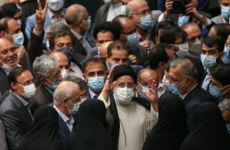 سیزدهمین رییس جمهوری اسلامی ایران سوگند یاد کرد