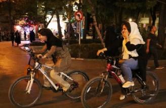 دوچرخه سواری زنان در اصفهان ممنوع شد