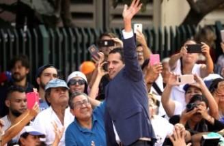 اروپایی ها رهبر مخالفان دولت مستقر ونزوئلا را به رسمیت شناختند