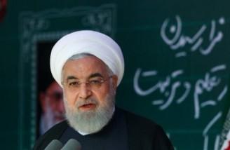 روحانی می گوید حقوق معلمان را ۴ برابر افزایش داده است