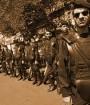 ماموران ضدشورش در برخی از شهرهای ایران مستقر شدند