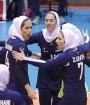 راهیابی تیم ملی والیبال بانوان به دور دوم رقابت های قهرمانی جهان