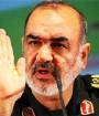 فرمانده سپاه: دستها و خاک کف پای مردم عراق را میبوسیم
